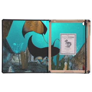 Mantas Case For iPad