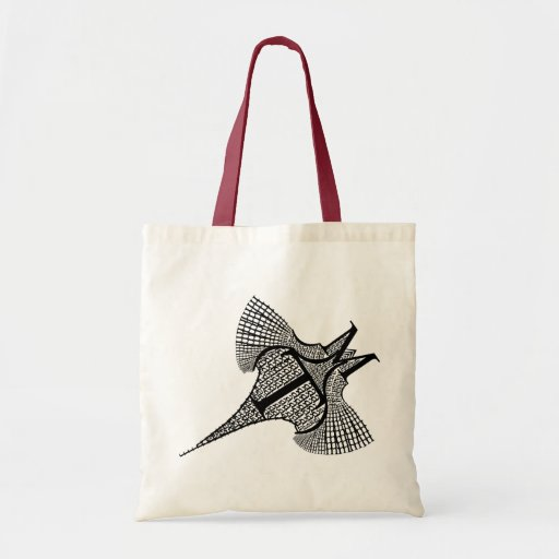 Mantas in Type Tote Bags