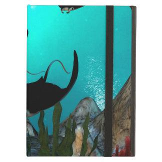 Mantas Cover For iPad Air