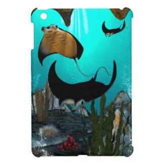 Mantas Cover For The iPad Mini