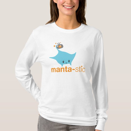 Mantas-stic! T-Shirt