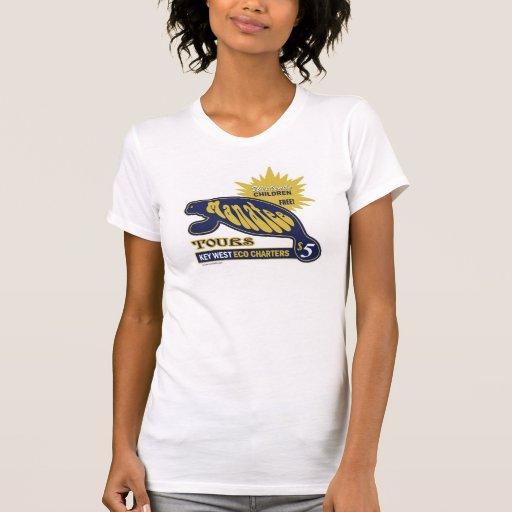 mantee tours florida shirt
