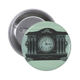 mantel clock buttons