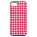 mantel de la comida campestre del modelo del caso iPhone 5 Case-Mate funda
