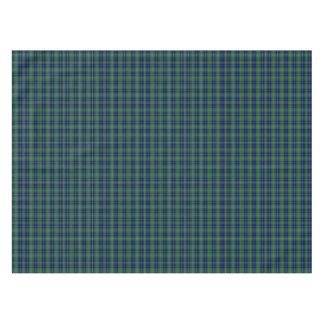 Mantel de la tela escocesa de tartán de Douglas