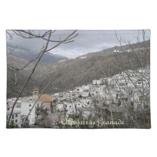 mantel individual Alpujarras Granada