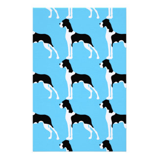 Manteldogge Boston Great Dane Papeleria Personalizada