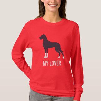 Manteldogge / Boston Mantle Great Dane T-Shirt