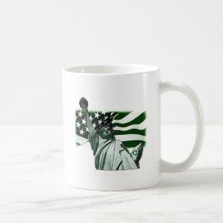 Mantenga América hermosa Taza Clásica