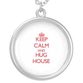 Mantenga casa tranquila y del abrazo joyerías