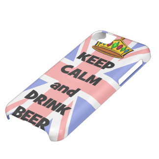 mantenga cerveza tranquila y de la bebida