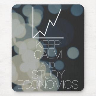Mantenga economía tranquila y del estudio tapetes de ratones