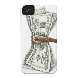 mantenga el Benjamins seguro iPhone 4 Cárcasa