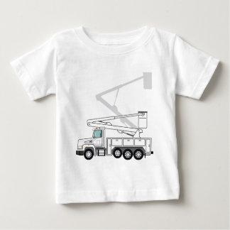 Mantenga el camión playera de bebé