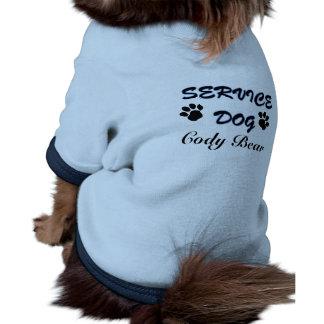 Mantenga el perro camisetas mascota