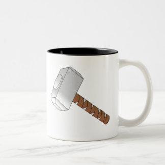 ¡Mantenga el Thor Thorsday! Taza