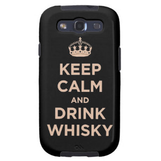 mantenga enchufe tranquilo y de la bebida Dan del  Galaxy S3 Cobertura