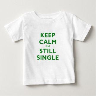 Mantenga la calma Im inmóvil escogen Camisetas