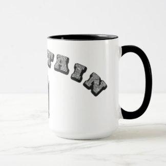 MANTENGA la taza