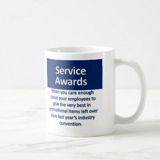 Mantenga la taza de los premios
