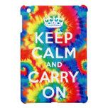 Mantenga tranquilo y continúe caso del iPad del te iPad Mini Cárcasa