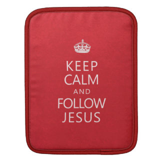 Mantenga tranquilo y siga a Jesús Mangas De iPad