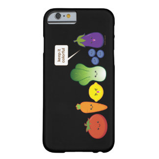 ¡Manténgalo colorido! Funda De iPhone 6 Barely There
