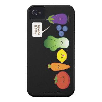 ¡Manténgalo colorido! iPhone 4 Case-Mate Fundas