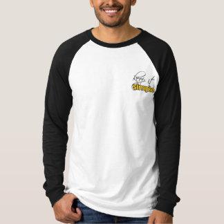 Manténgalo simple camisas