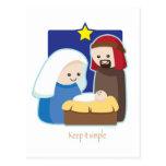 Manténgalo simple tarjetas postales