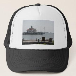 Manteo Waterfront Trucker Hat