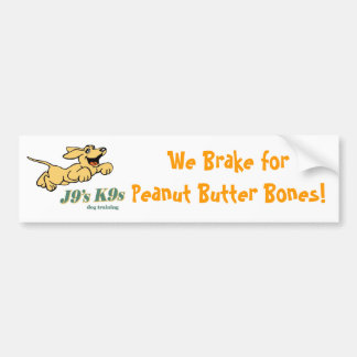 ¿Mantequilla de cacahuete conseguida? Pegatina Para Auto