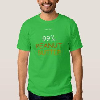 MANTEQUILLA DE CACAHUETE DEL 99% POLERAS