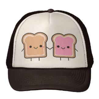 Mantequilla de cacahuete + Gorra de la jalea