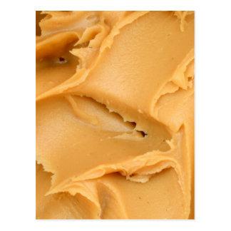 Mantequilla de cacahuete tarjetas postales