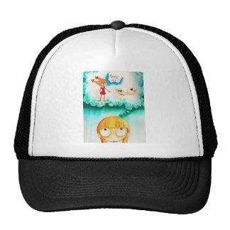 ¡Mantequilla del Guppy - el Guppy se sienta! Gorras De Camionero