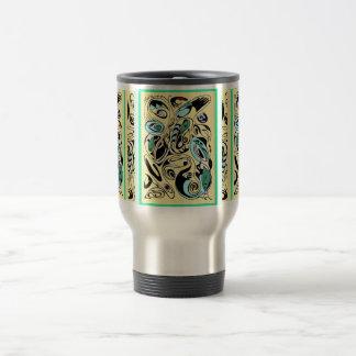 mantequilla del vaudevul tazas de café