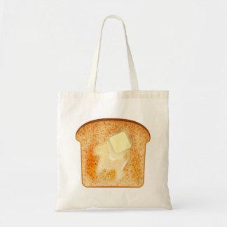 Mantequilla en tostada