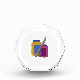 Mantequilla y jalea de cacahuete