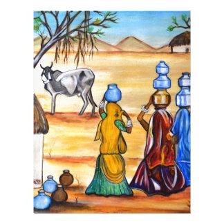 Manthan Gujrat women empowerment Letterhead