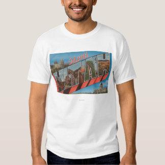 Manti, letra ScenesManti, UT de UtahLarge Camisas