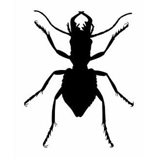 Manticora tuberculata shirt