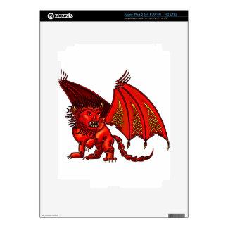 Manticore iPad 3 Pegatinas Skins