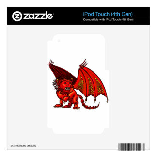 Manticore iPod Touch 4G Skins