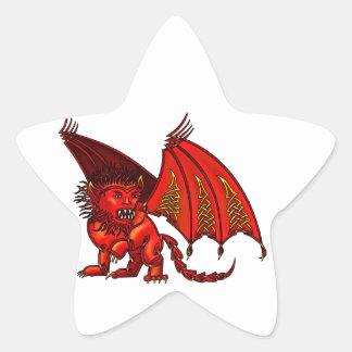 Manticore Star Sticker