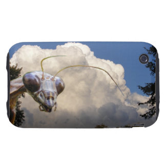 Mantis and Cloud ~ iPhone 3G/3GS CaseMate Tough Tough iPhone 3 Cover