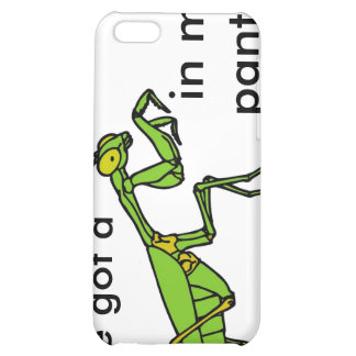 Mantis in my Pantis! iPhone 5C Cover