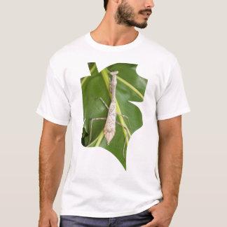 Mantis on a Leaf T-Shirt