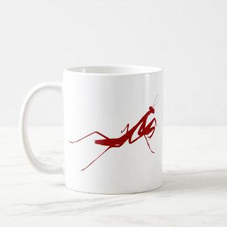Mantis religiosa taza