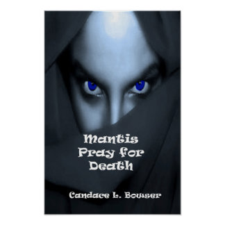 Mantis Series Book 1 Pray for Death Poster